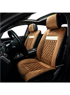 Latticed Warm Car Heating Cushion Winter Seat Mat