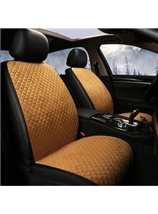 Simple Style Car Heating Cushion Winter Seat Mat