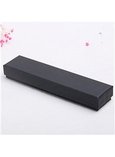 High Quality Classic 2-color Paperboard Oblong Gift Box