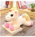 2 Color Classic Unicorn Soft and Breathable Plush Baby Toy