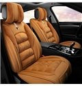 Super Soft and Warm Comfortable Suede Plain Seat Cover for Winter