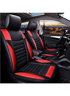 Sport Style Color Block Seat Cover for All Seasons
