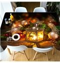 Polyester Waterproof Printed European Style 3D Tablecloth
