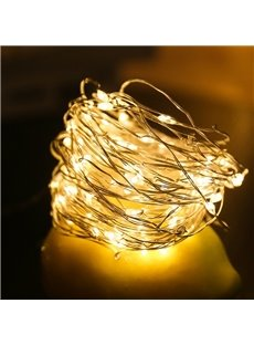 6.6 Feet Firefly-like Copper Wire String Lights