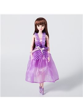Dressing Up DIY Glitter Girls Lacy Doll 12in Fashion Doll