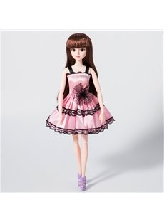 Cute Lacy 12in Doll Glitter Girls Dressing Up DIY Fashion Doll
