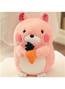 Pink Cute Creative Hamster Soft and Breathable Plush Baby Toy