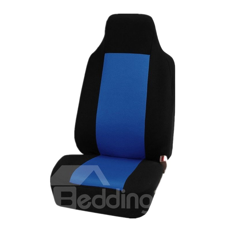 Cloth Cover Cushion for Four Seasons Universal Single Car Seat Cover