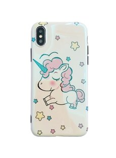 Fantasy Cute Unicorn Stars Phone Case
