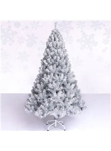Silver Luxury Thicken Multiple Size Christmas Tree
