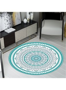 Geometric Pattern Creative Environmental Friendly Waterproof Floor Sticker