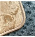 Waterproof Home Use Polyester European Style Area Rug