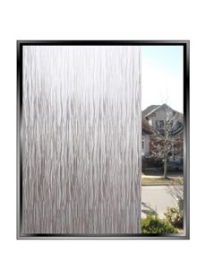 Window Films Solid Static Non-Adhesive Decorative Film
