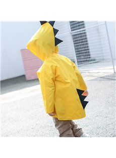 Children's Creative Dinosaur Raincoat Rain Cape