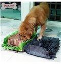 Pet Snuffle Mat Dog Smell Training Mat Stress Release Nosework Blanket