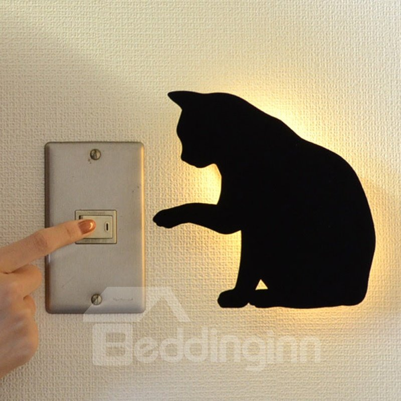 Various Animal Wall Aisle Sound Control Modeling Lights