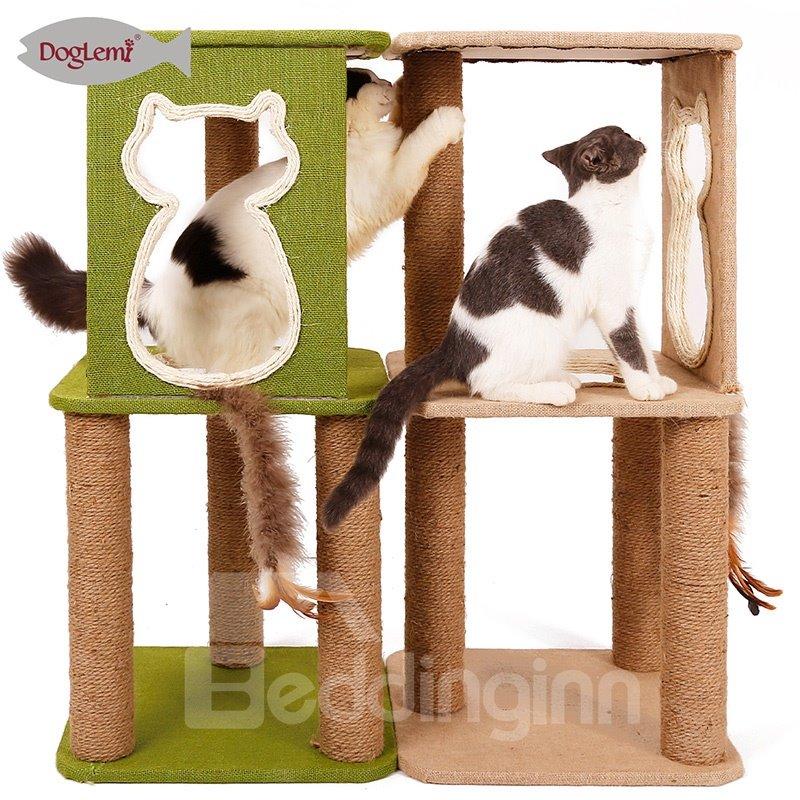 Cat Tree Cat Climbing Platform Jumping Table Furniture