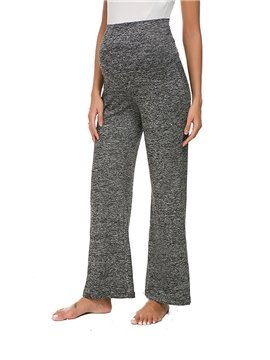 Maternity Wide/Straight Versatile Comfy Lounge Pants