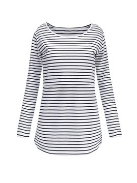 Maternity Nursing Long Sleeve Breastfeeding T-Shirt