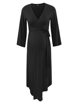 Women's Robe Maternity Sleepwear