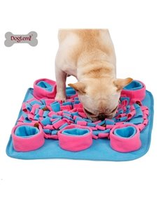 Pet Dog Smell Training Sniffing Feeding Mat