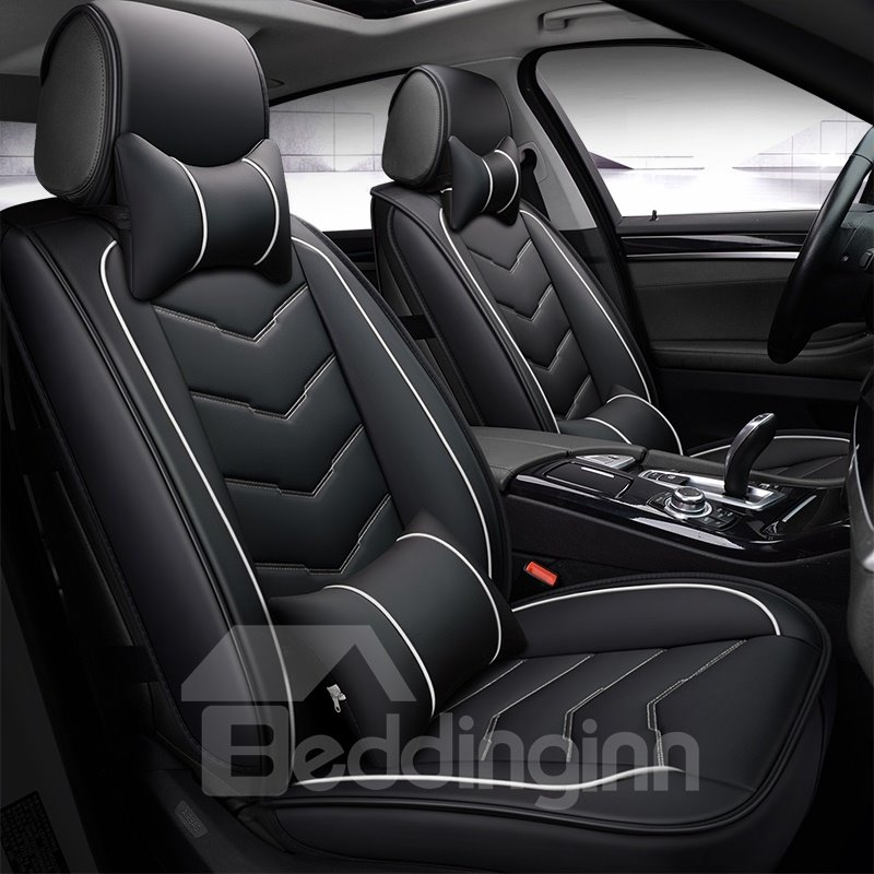 Simple Design Soft Universal Fit Car Seat Covers