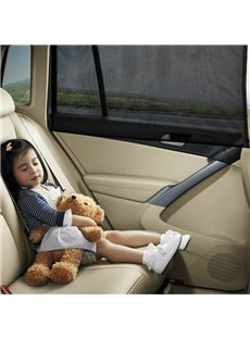 Universal Car Side Baby Window Car Curtains(2 Pack)