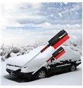 Portable Three-in-One Retractable Car Snow Shovel