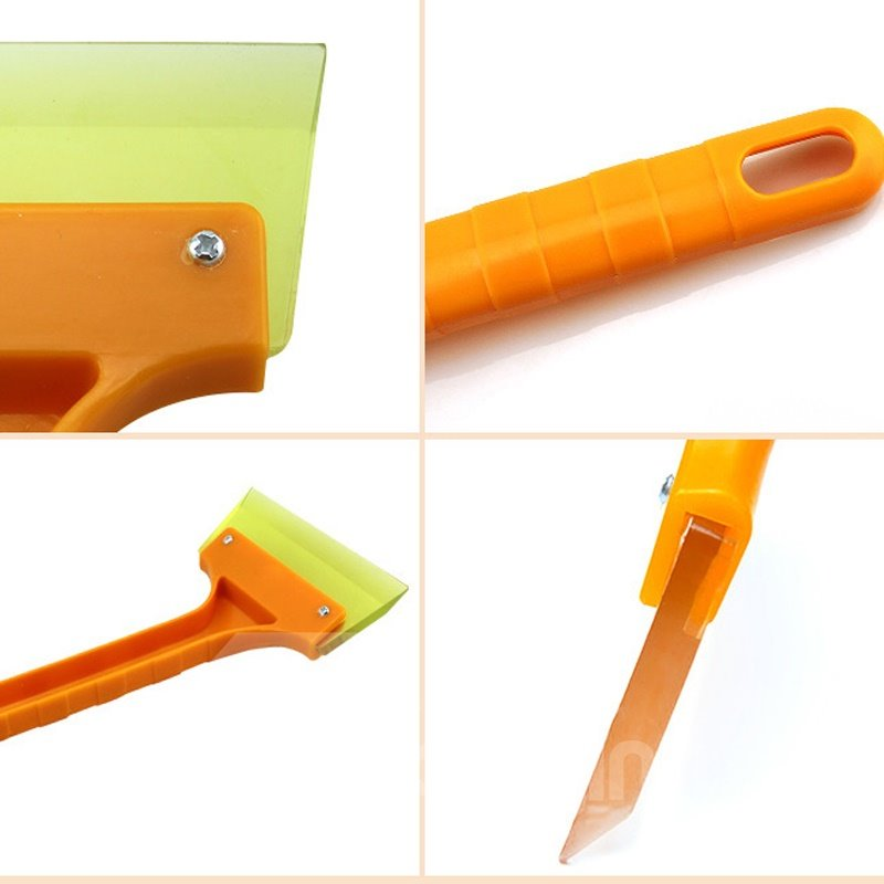 Multi-Function Snow Shovel Suitable for Windshield Glass Scrape Frost