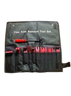 Car Dash Radio Audio Trim Removal Tool Kits 12Pcs