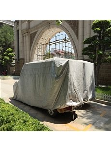 Big Size Full Car Body Cover Non-Woven Fabrics Car Sun Shades