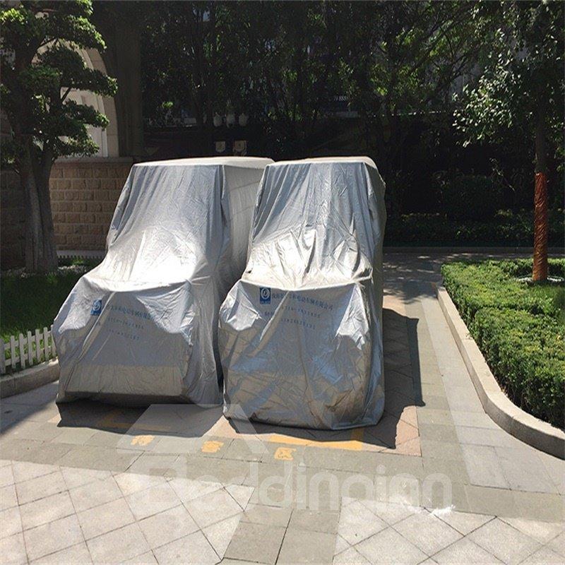 Big Size Full Car Body Cover Non-Woven Fabrics Car Sun Shades