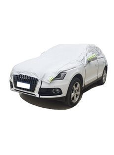 Half Car Body Cover Non-Woven Fabrics Car Sun Shades