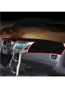 Car Dashboard Cover Sunscreen Dust-Proof Mat Fit for Hyundai