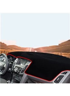 Car Sunscreen Dust-Proof Dashboard Carpet Protective Pad for Ford