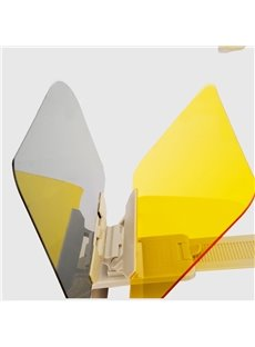 Car Windshield Visor Night Anti-Glare Universal Sunshade and Night Vision Anti-Dazzle Visor