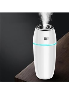Car Portable Mini Mist Humidifier With Essence Oil Diffuser