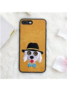 Fashion Cute Animal Design Protective Phone Case for iPhone