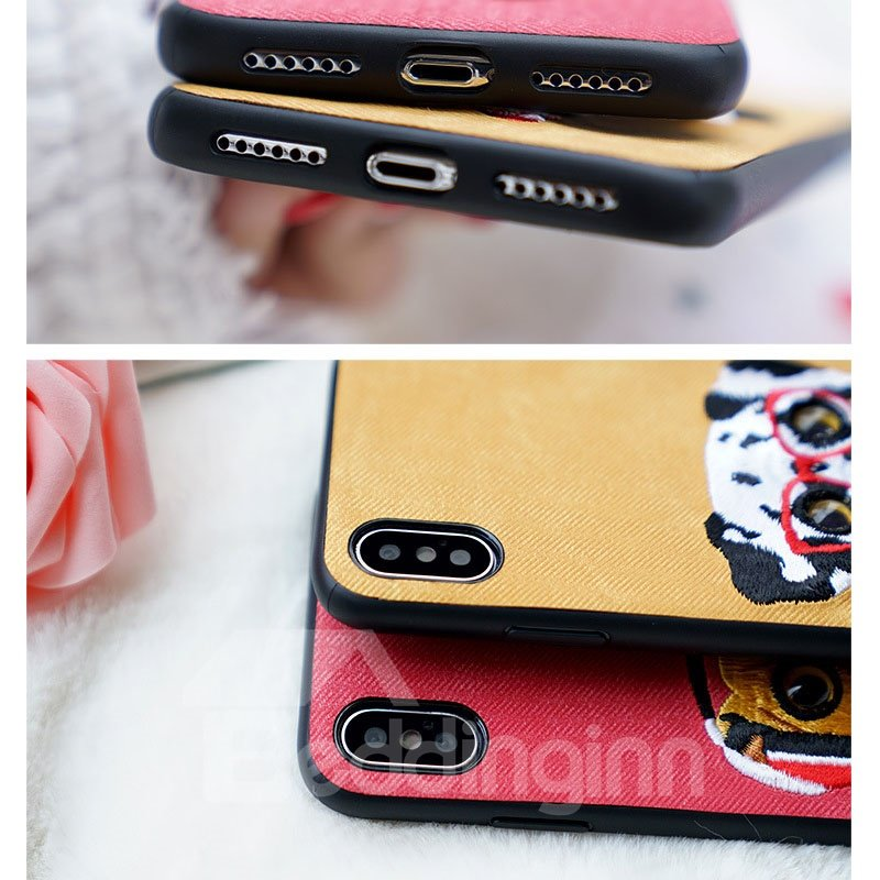 Fashion Creative Animal Pattern Protective Phone Case for iPhone