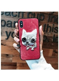Creative Cute Animal Pattern Protective Phone Case for iPhone