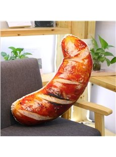 Creative Simulation Food Pillow Novelty Neck Pillow
