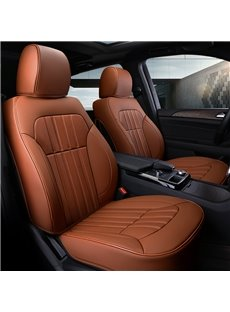 Leather Smooth Soft Comfortable Luxurious Custom Car Seat Covers