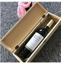 Personalized Engraved Wooden Wine Box Gifts for the Couple