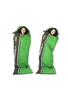 Waterproof Outdoor Lightweight Portable Envelope Sleeping Bags for Adults