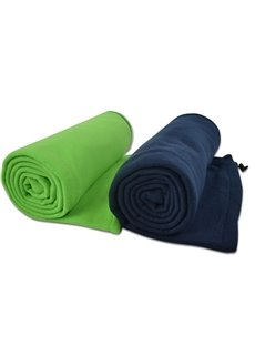 Lightweight Sleeping Bag Liner and Camping Sheet