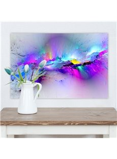 Wall Art World Colorful Painting Home Decor