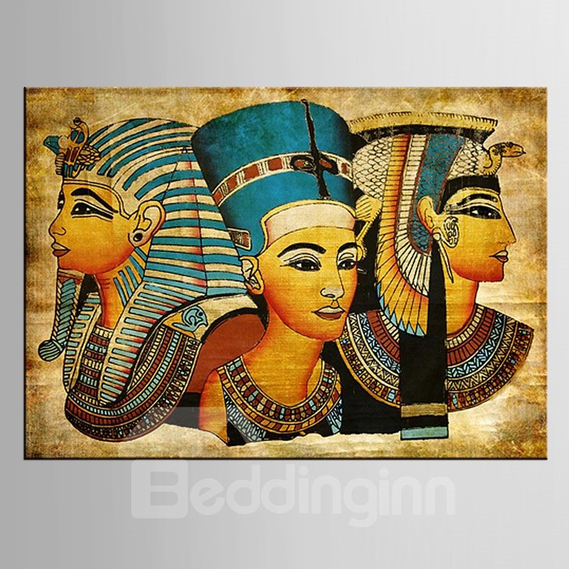 Wall Art World Cleopatra Painting Home Decor