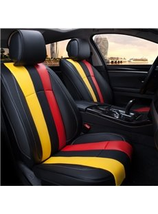 Distinctive Delicate Colors Durable Modeling Custom Car Seat Covers