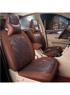 Custom Made Sleek And Comfortable Ventilating Car Seat Covers