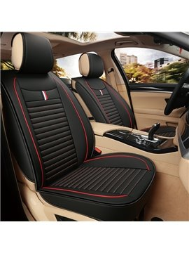 PU Material Classic Elegant and Graceful Universal Car Seat Covers